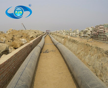 whole sale price 400mm large diameter reinforced polymer concrete pipe