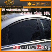 Vlt15% Car Window Solar Film Factory price Hot selling Glue Film Removable car window film