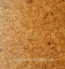 The best natural cork flooring type for decoration