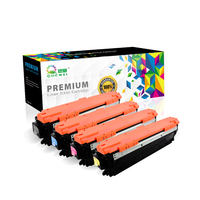 Color toner cartridge for hp 43a toner cartridge with good service