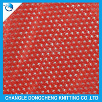 100 polyester micro mesh fabric for cloth lining