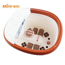 Hand Painted Container For Micro Air Pump For The Foot Bath Electric White Foot Massager