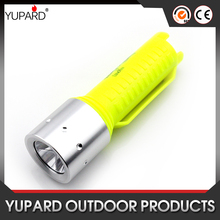 YUPARD Waterproof XM-L2 1200LM LED Diving Flashlight Underwater Lamp Torch 3 Mode For 18650 LED super T6 LED
