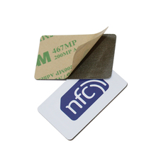 Anti Metal Asset RFID NFC Tag