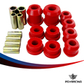 PQY RACING - FRONT UPPER AND LOWER CONTROL ARM BUSHINGS For Honda Civic 1992-1995 For Acura Integra 1994-2001 PQY-CAB08-3