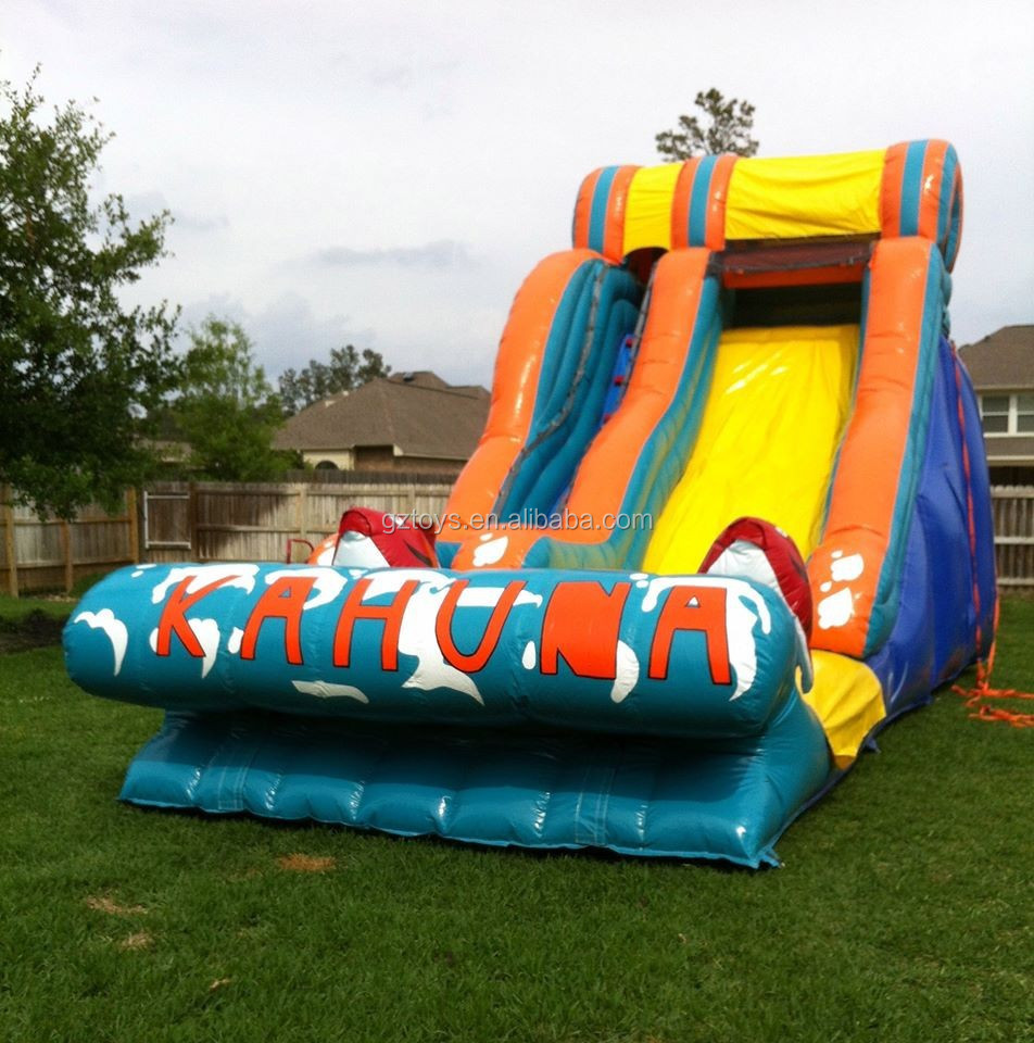 factory special offer inflatable slide for kids and adults