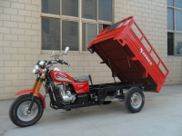 EEC Cargo Box 150CC 200cc 250CC Three Wheels Motorcycle Tricycle for China sale Brand Motor