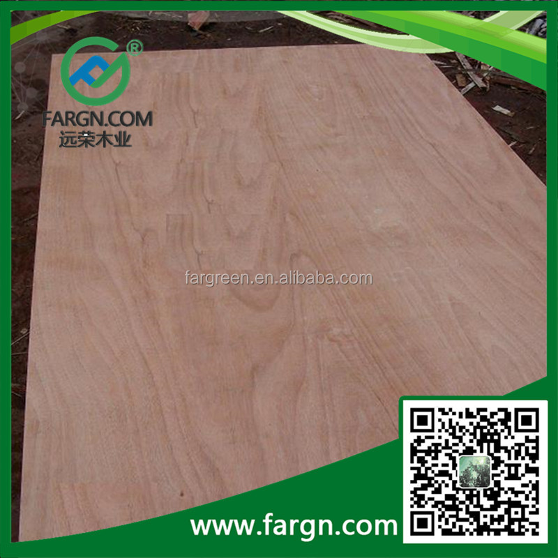 Birch Plywood, Commercial Plywood, Indoor 1220*2440/1250*2500mm