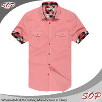 Korean oxford baby new model shirts
