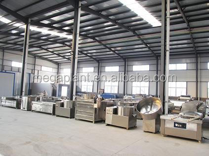 Small Scale Semi-automatic Potato Chips Production Line,Industrial Potato Chips Making Machine