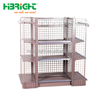 convenience store shelf retail display stand racks c store gondola shelving for sale