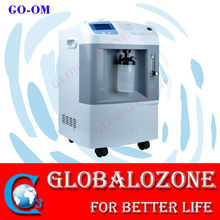 10 liter home oxygen making machine/medical oxygen concentrator portable