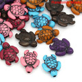 Wholesale Tortoise/Turtle At Random Acrylic Spacer Beads