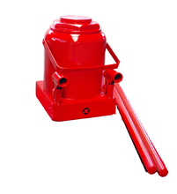 Manual Double Lightning hydraulic jacks, car jack use mini service jacks for sale