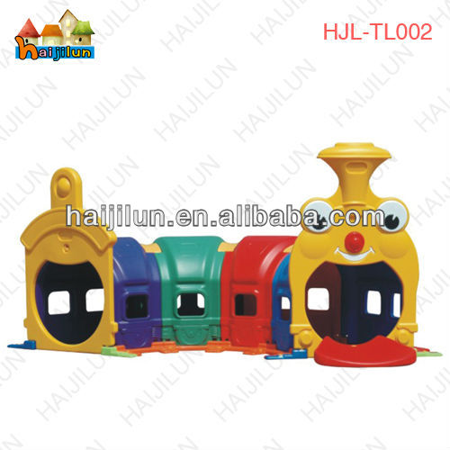 2016 KIDS Plastic Playful Train Tunnel