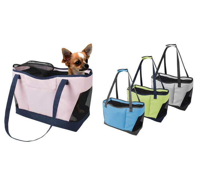 600D oxford fabric sport pet carrier tote