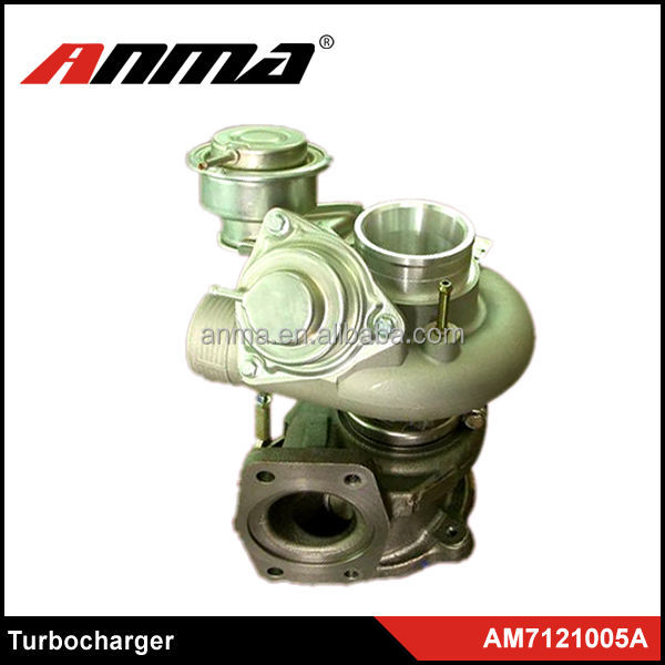 used turbos increase performance for car
