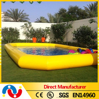 2015 New style inflatable PVC swimming pool covers above ground swimming pool liner