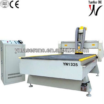 Yn1325 cnc router with japanese yaskawa servoo motor and for Best router motor for cnc