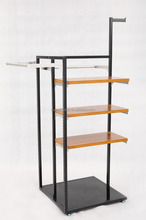 new design garment showroom display stand shop fittings furniture for clothing