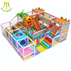 Hansel indoor playground equipment prices and indoor playground small from guangzhou with play center floor for sale