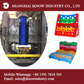 Kids bookshelf blow molding machine