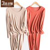 Retail Underwear Thermal Quickdry Breathable Crewneck Long Johns Set for Women