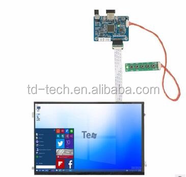 10.1 inch 1920X1200 IPS full view screen EDP HDMI board kit