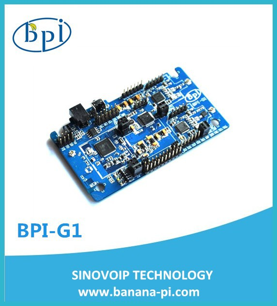 In Stock!!Original Intelligent Gateway BPI-G1,smart home control center on board Wifi Bluetooth Zigbee Development Board