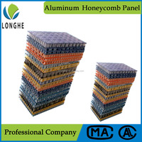 Low price pp material FRP honeycomb panels for truck body