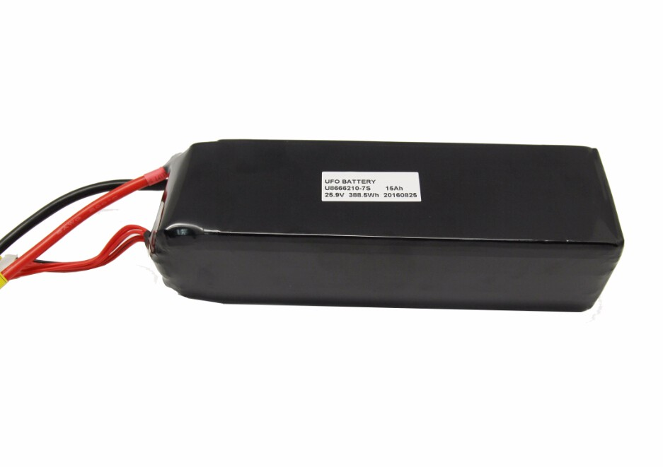 High discharge rate 24V lithium battery pack 20C discharge lithium pack 15Ah