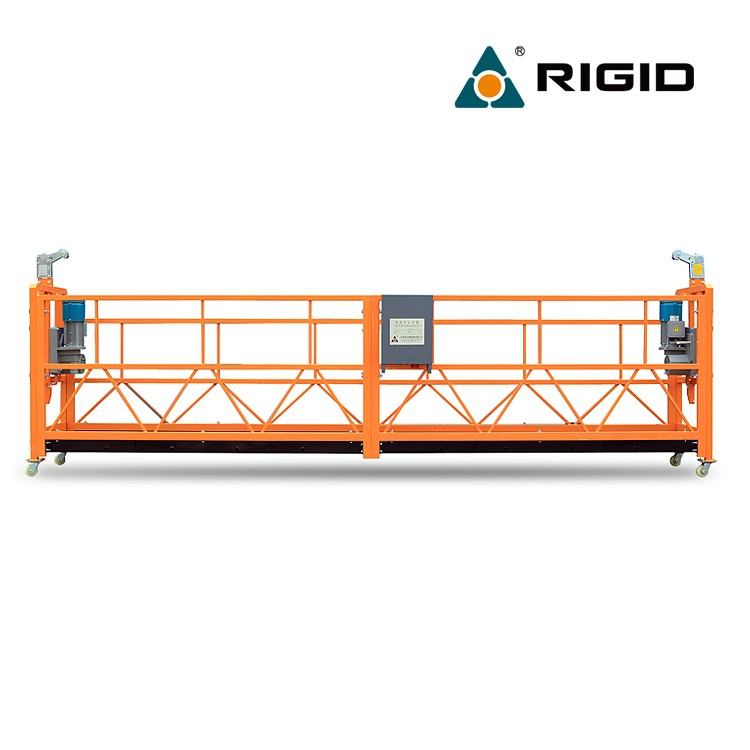 ZLP series cladding lifting suspended working platform