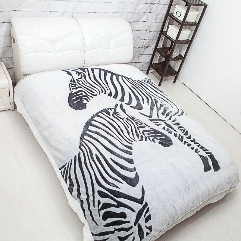 Bedshe latest blanket animal shaped blanket