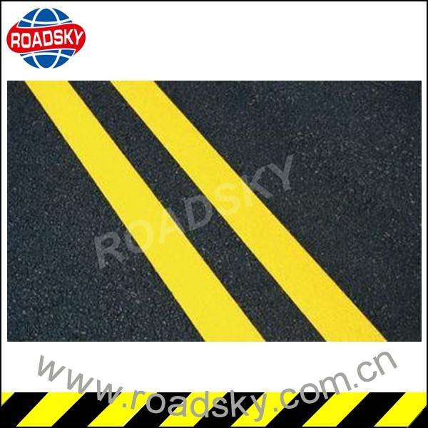 Wear Resistant Runway Paint for Lane Marking
