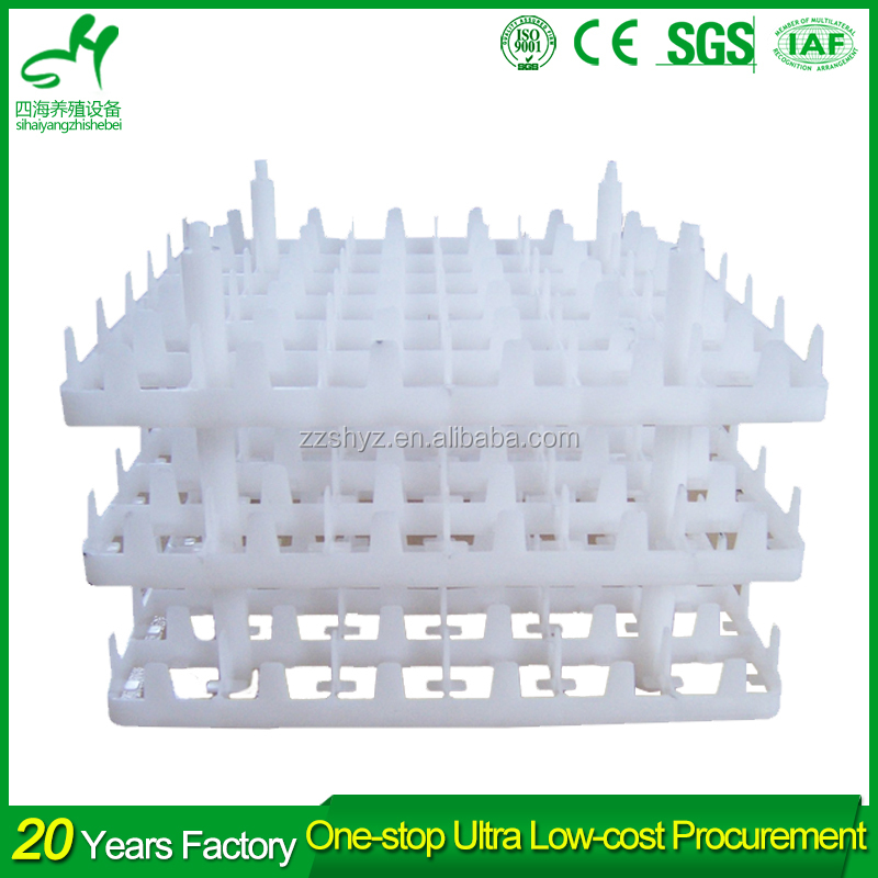 Poultry farming equipment tray for chicken egg, plastic egg packaging, plastic tray wholesale
