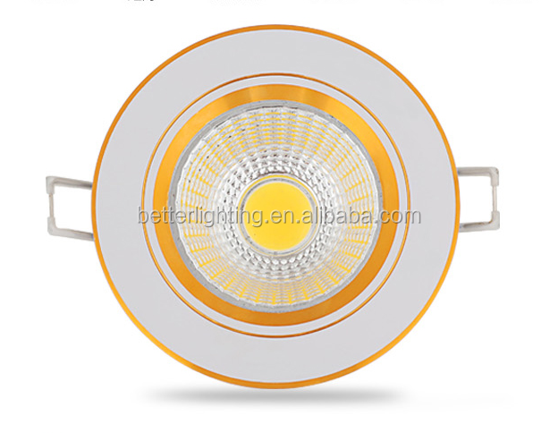 recessed lighting 2 .5 inch round led down light
