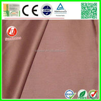 kinds of polyester dupioni silk fabric for cloth t-shirt