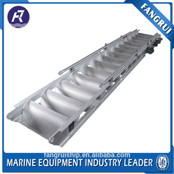 Professional hot dip galvanized steel gangway ship mooring equipment