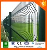 Outdoor folding metal fence with garden