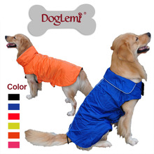 2017 Doglemi Eco-Friendly Waterproof Pet Dog Coat Jacke clothes