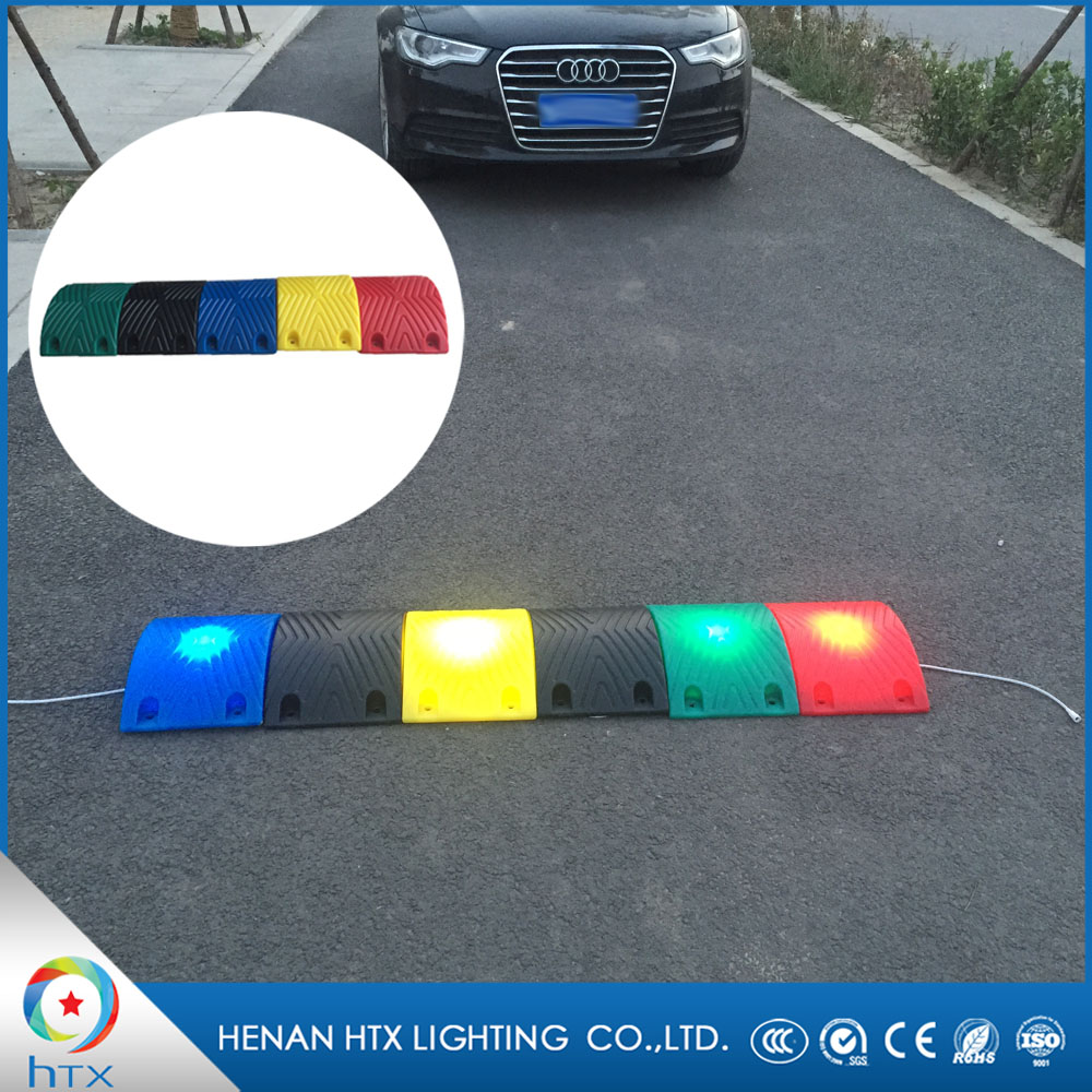Supply Speed Breaker, Portable Plastic Garage Car Ramps,Rubber Road Hump Wholesale