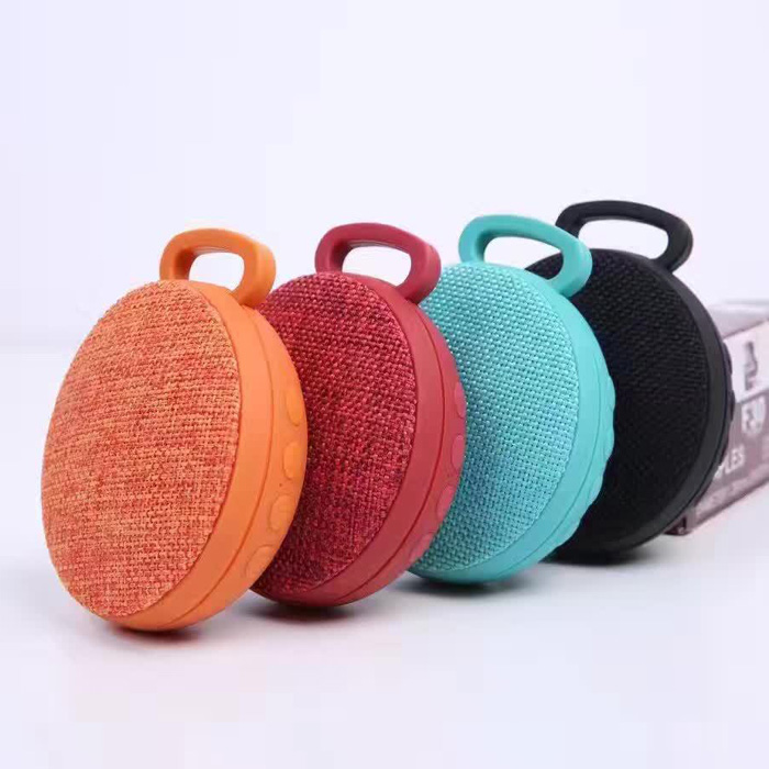 Wireless Ultra light Fabric Cloth Mini Bluetooth Speaker for Mobile Phone