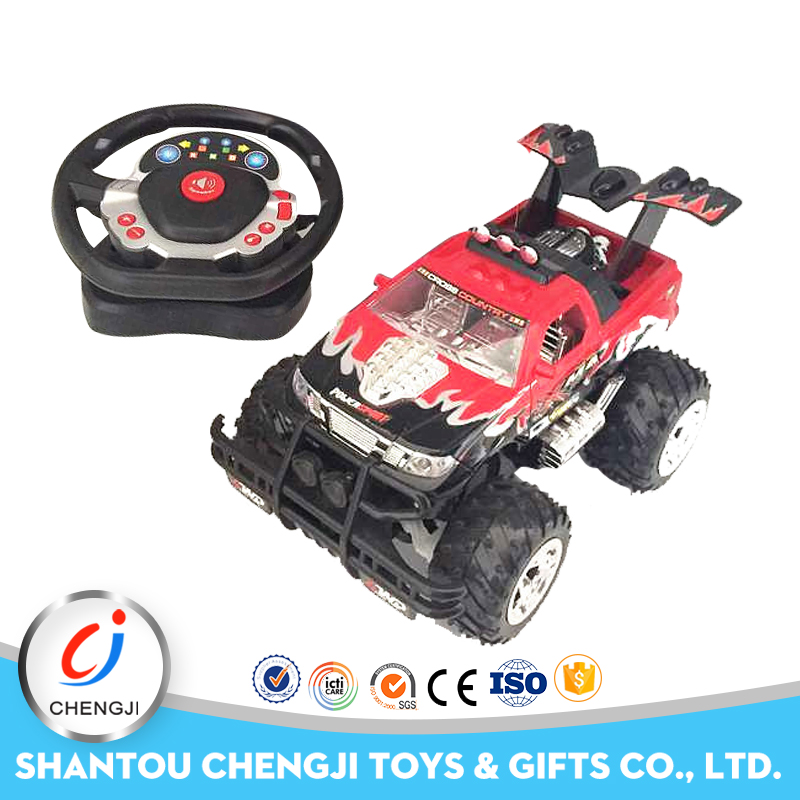 High Speed Factory PP Cheap powerful model toy rc import cars