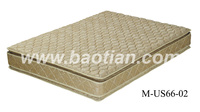 Baotian Furniture American bedroom spring mattress 2 sided use