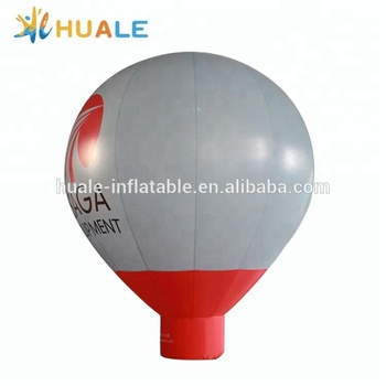 Giant 6m inflatable ground balloon/promotion balloon for advertising