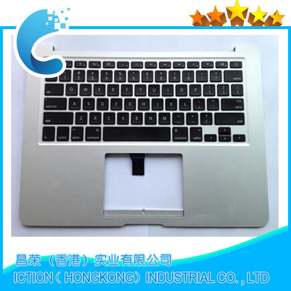 "13"" Laptop Unibody Palmrest Case & US Keyboard For Macbook Pro A1278 Top Case Topcase 2009 2010 Years"