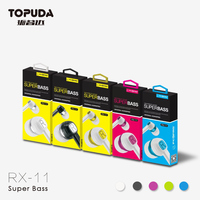 TOPUDA free sample earpiece ear phones