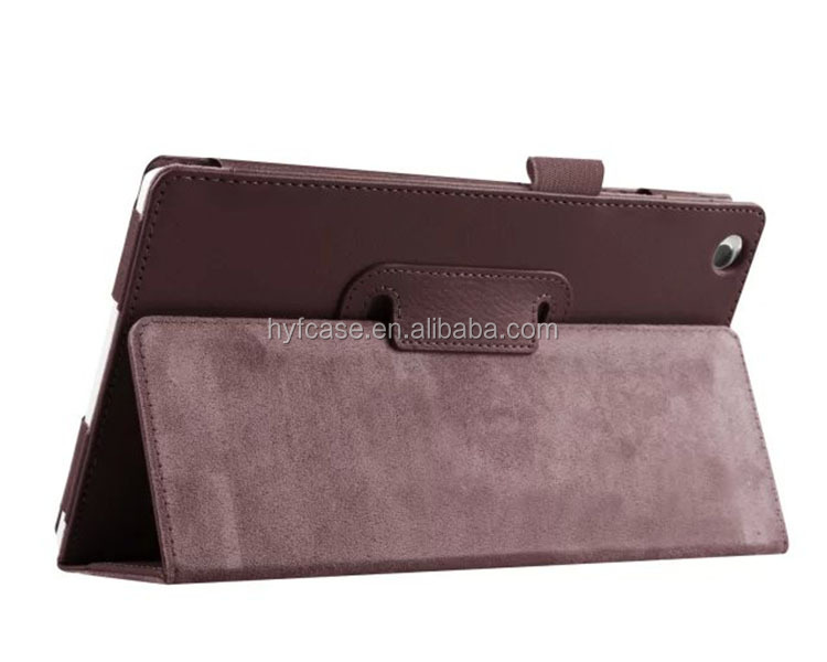 "For Lenovo Tab 2 A8-50 A5500 Case Cover, 8"" Tablet Leather Flip Case"