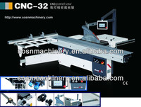 CNC-32 plywood sliding table saw cutting machine for making furniture