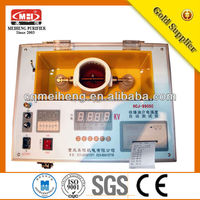 HCJ High Efficient oil dielectric strength tester with good quality water purification equipment